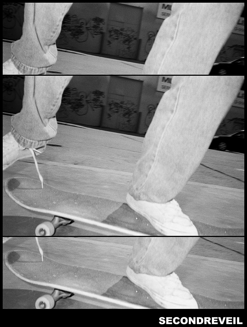 film photograph skate move by Quentin Andrup